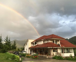 Pensiunea Aurora Izvorul Muntelui