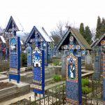 cimitirul vesel saptanta, obiectiv turistic maramures, cimitirul vesel maramures, de vizitat in maramures